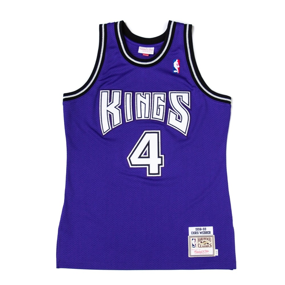 ab2f9826539 Authentic Kings Chris Webber Jersey (98-99). Mitchell & Ness