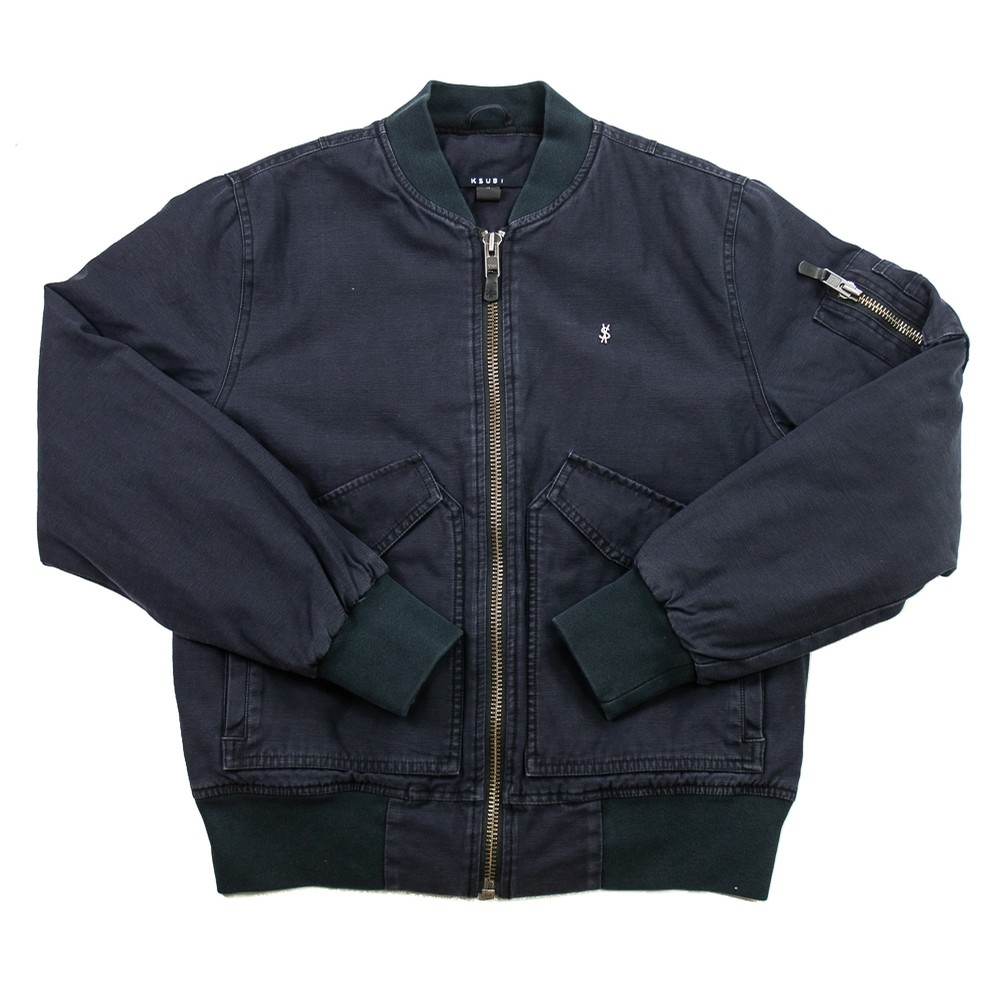 Ksubi Rituals Bomber (Back to Black)