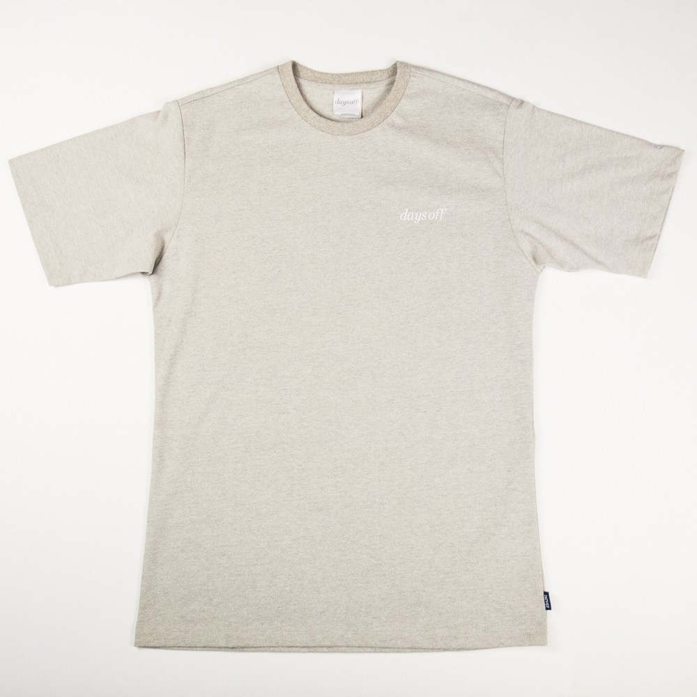 Days Off Norwood S/S (Shore Grey)