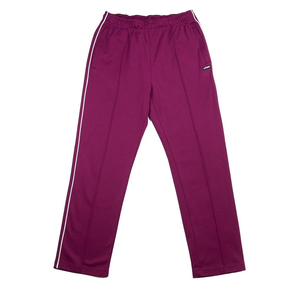 Poly Track Pant (Berry)
