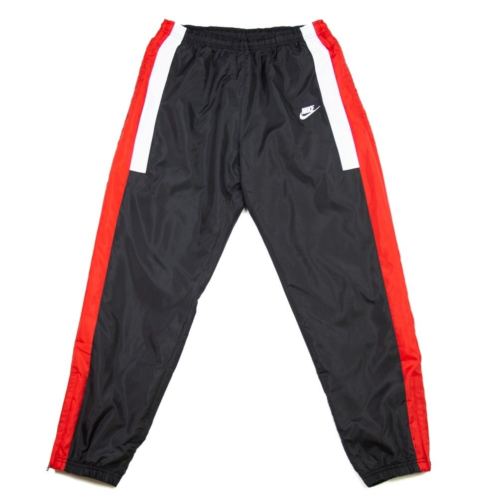 NIKE Woven Reissue Pants (Black/Red)