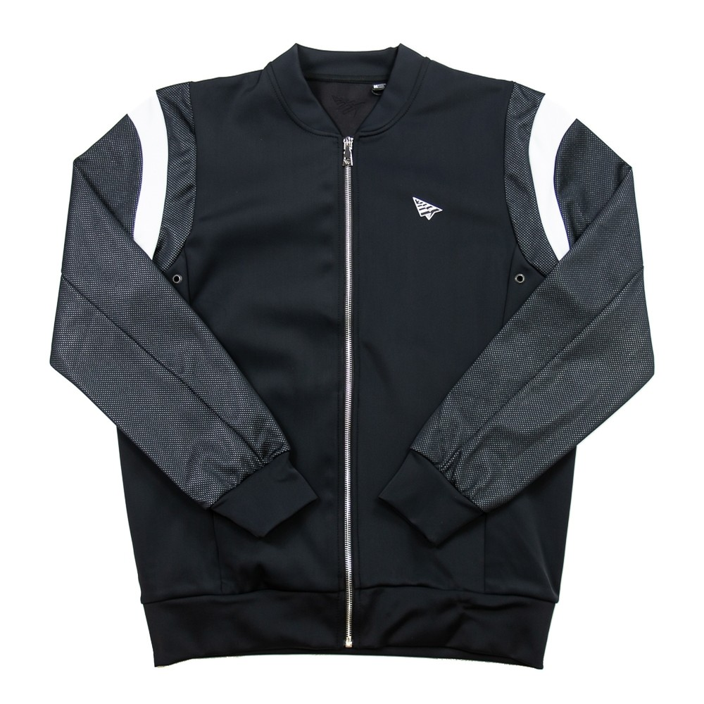 Planes Aviator Track Jacket (Black)