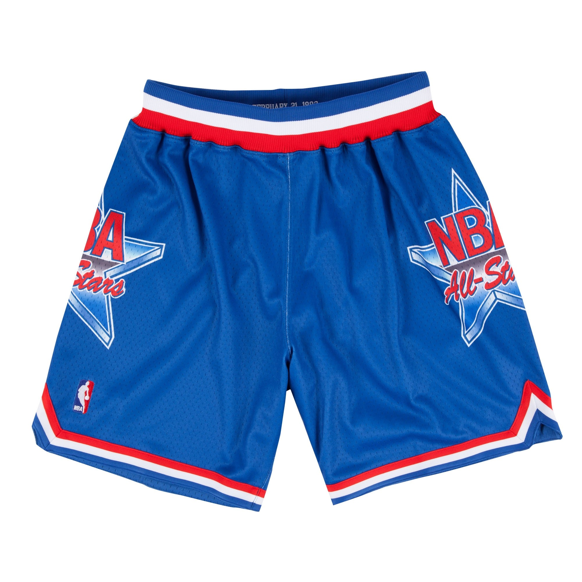 Authentic 93 All Star Shorts (Royal Blue)