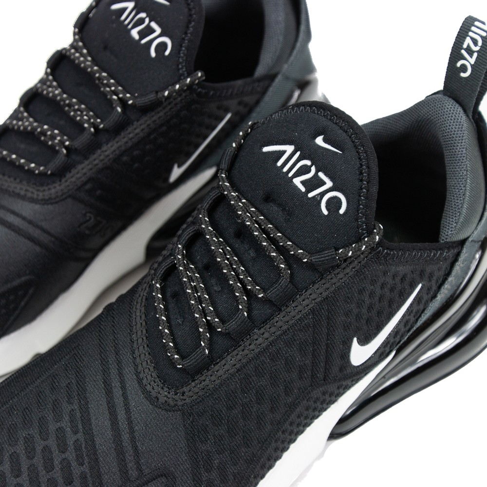 W Air Max 270 SE (Black/Summit White)
