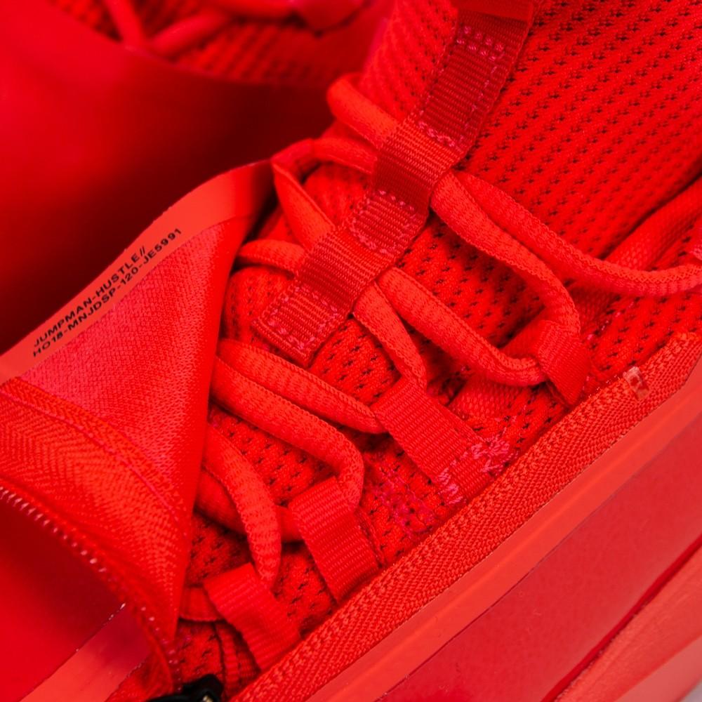 Jumpman Hustle (Red)