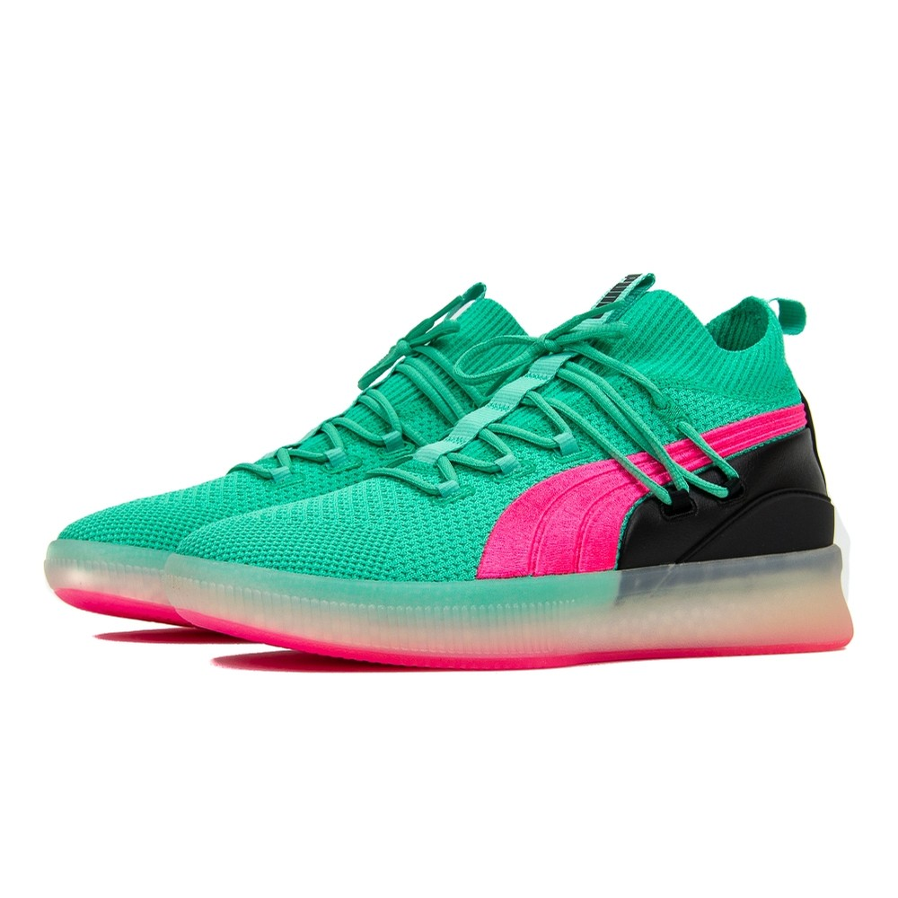 quality design 8fb16 494be Puma Clyde Court (South Beach) FOOTWEAR MEN at Hyde Park