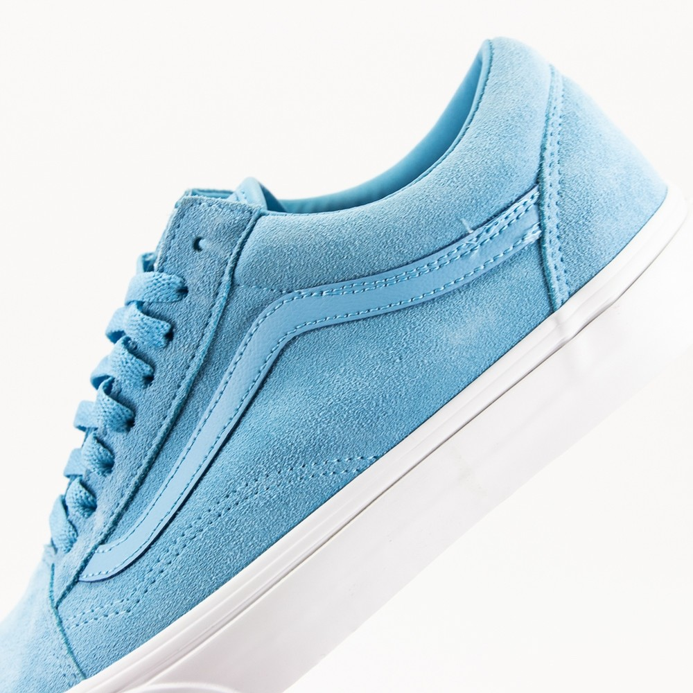 Old Skool Soft Suede (Alaskan Blue)