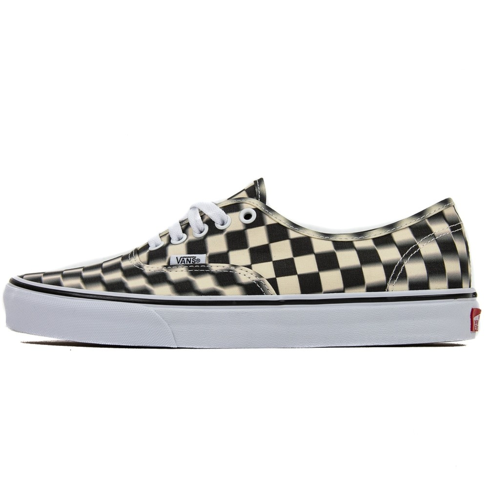 Authentic (Blur Checkerboard)