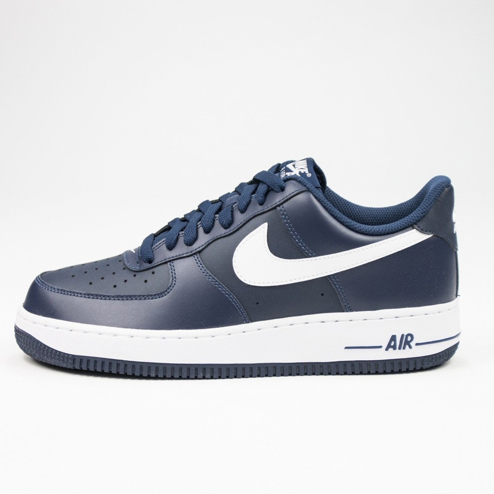 NIKE Air Force 1 (Midnight Navy/White)