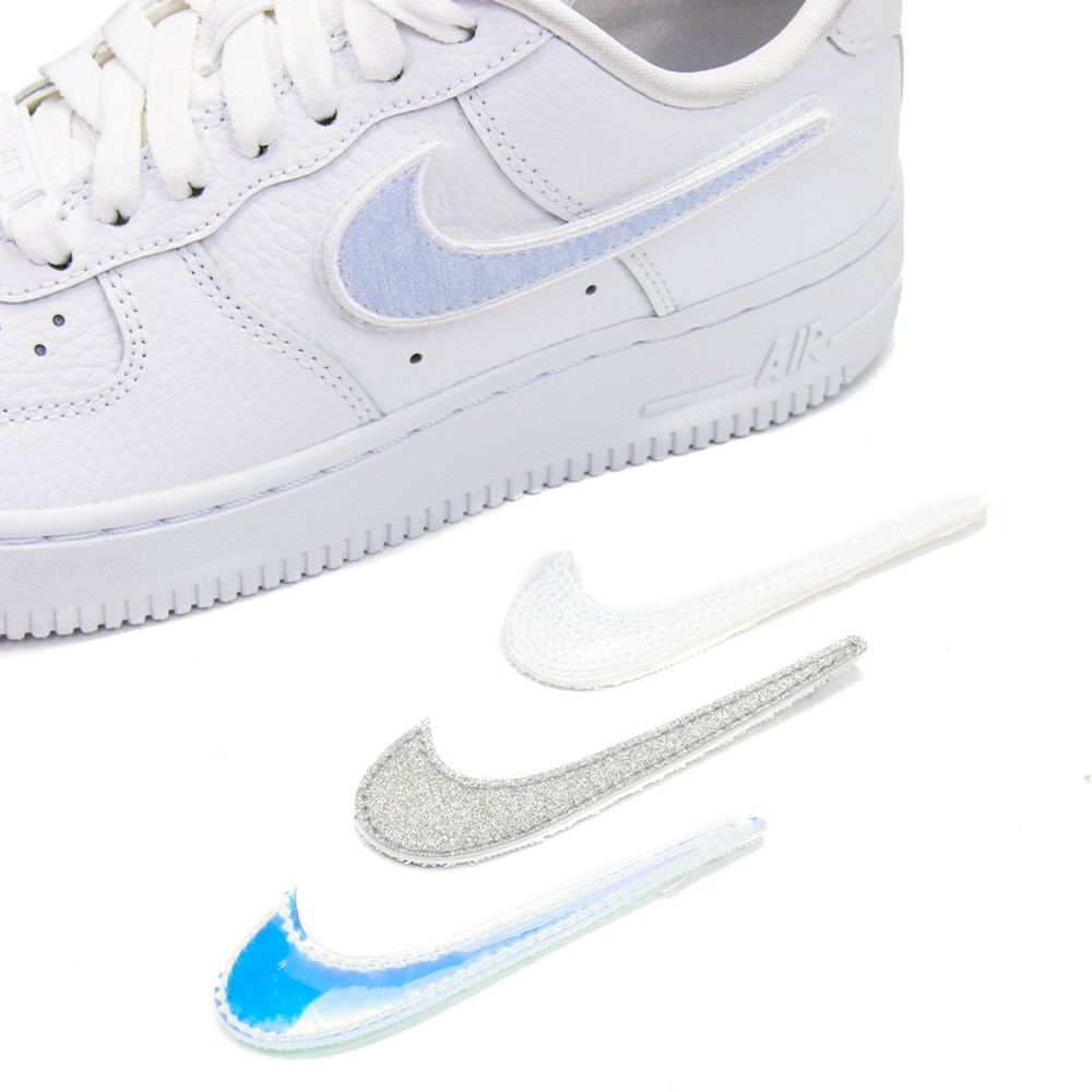 NIKE W Air Force 1-100 (White/White)