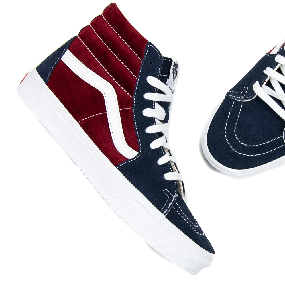 U Sk8-Hi (Parisian Night/White)