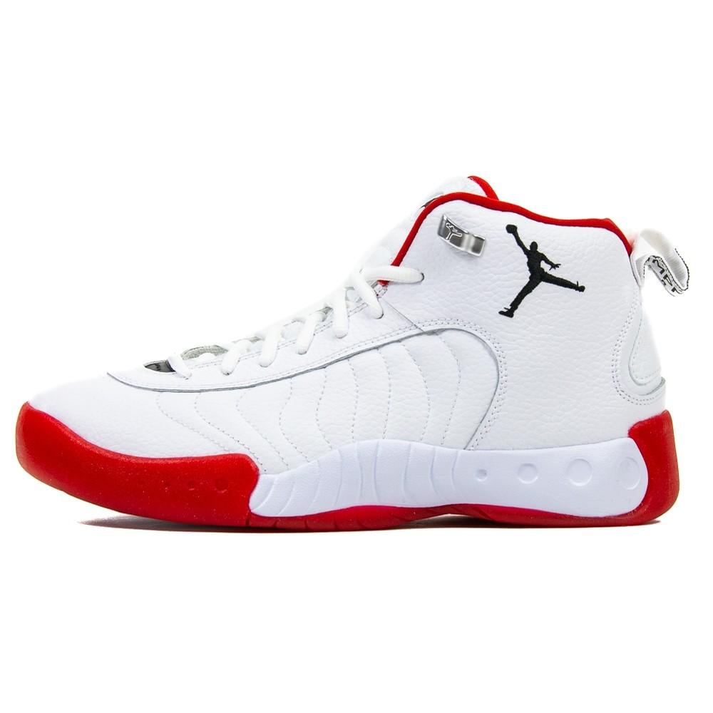 Jordan Jumpman Pro (White/Fire Red)