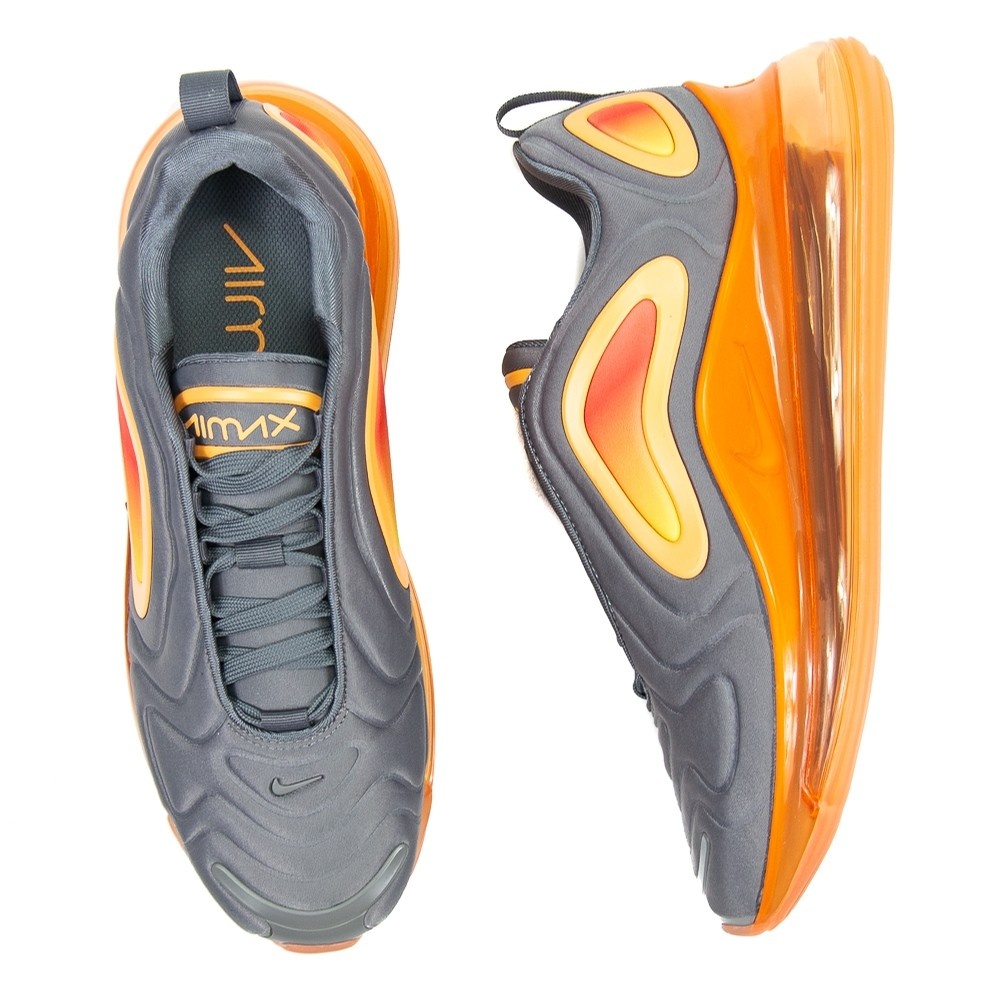 Air Max 720 (Gunsmoke/Fuel Orange)