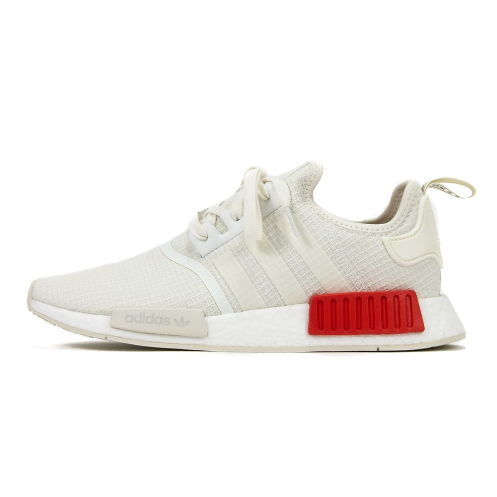 NMD_R1 (Off White/Lush Red)
