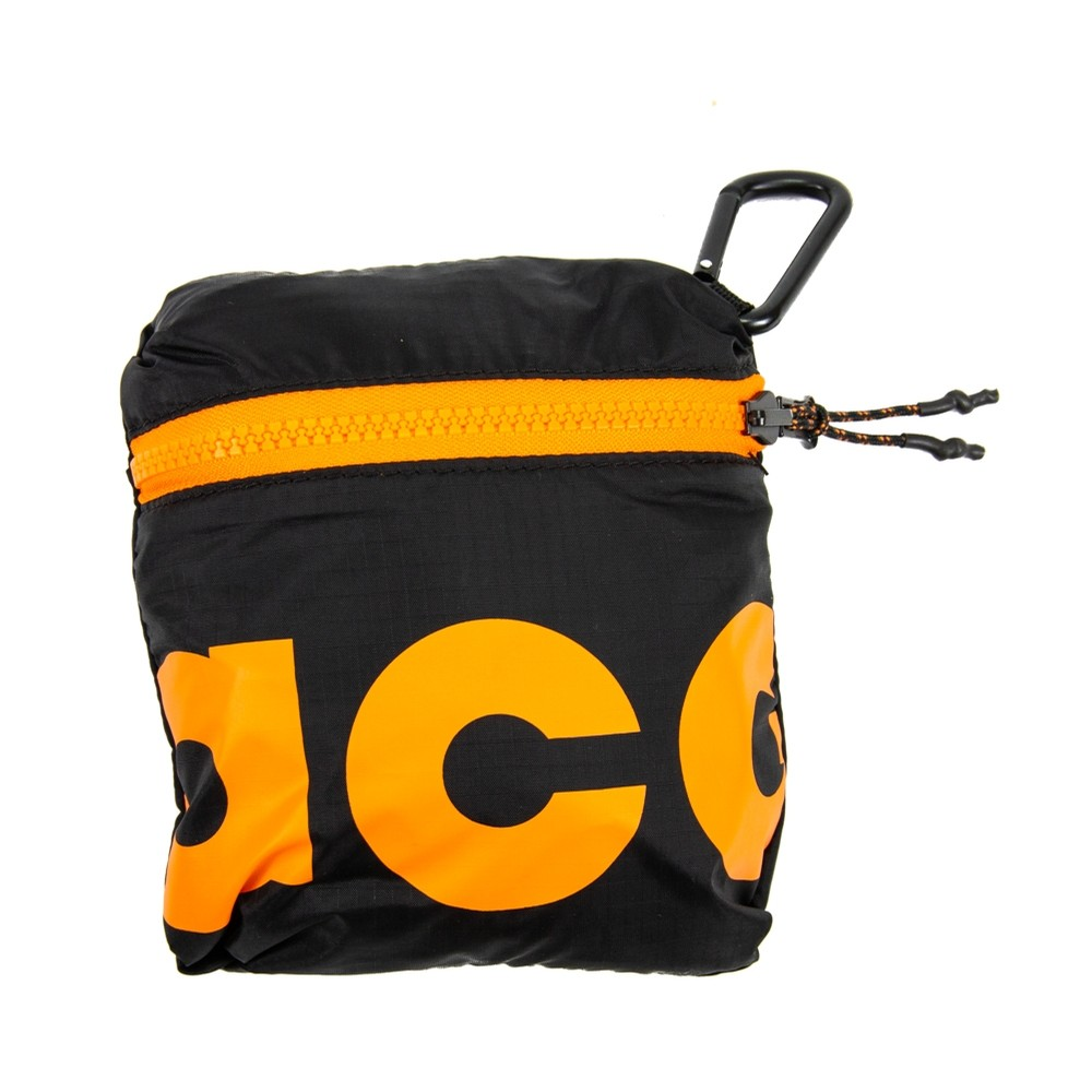 ACG Packable Duffle Bag (Black/Orange)