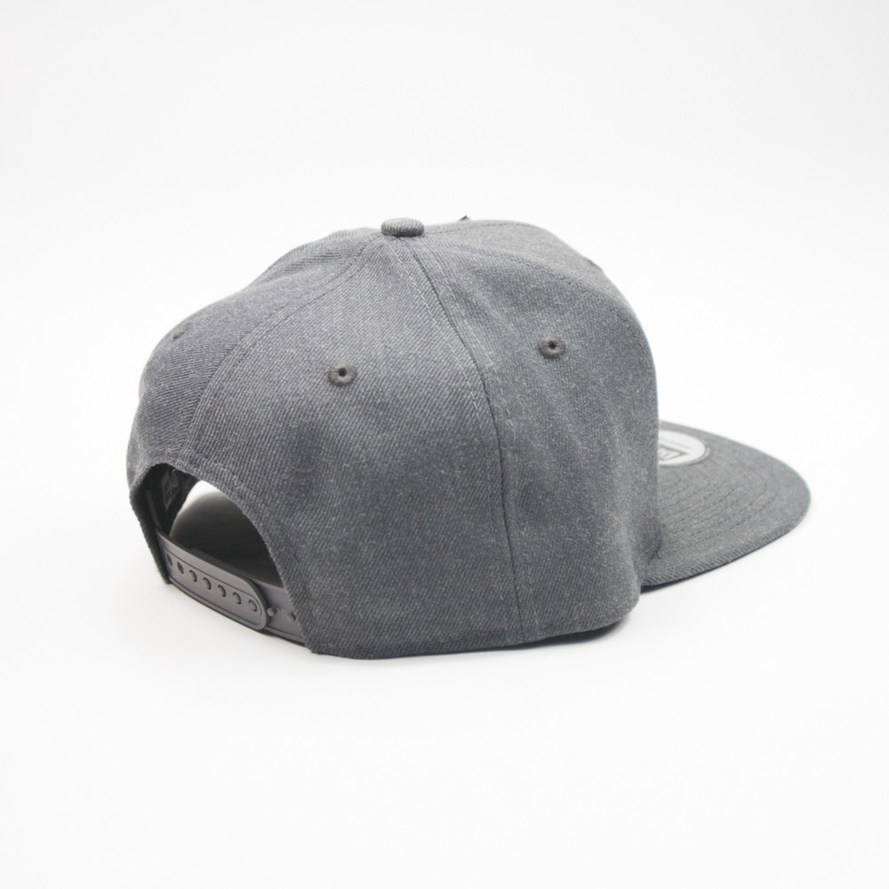 Crown Snapback (Charcoal)