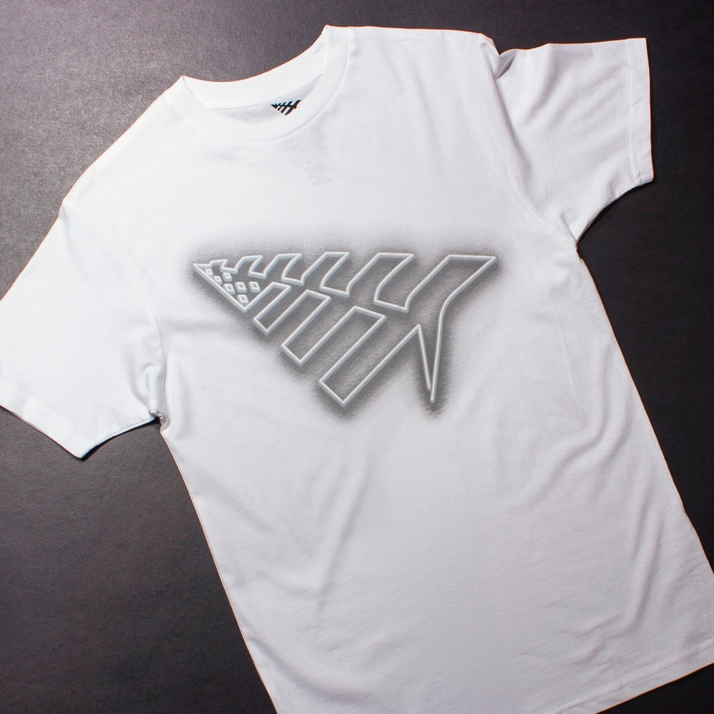 Rocnation Glow Flag Tee (White)