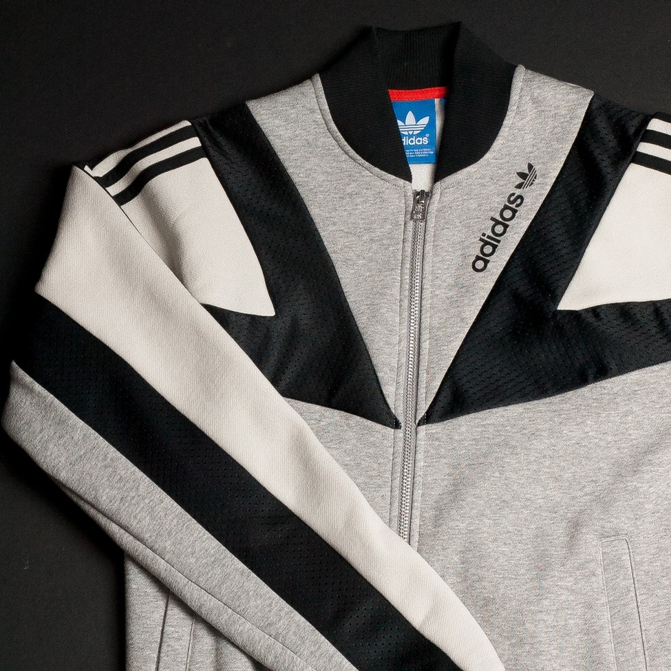 Adidas TT BBALL JACKET (Grey)