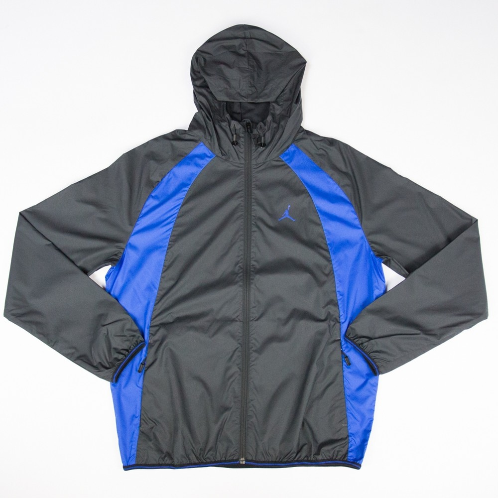 Jordan Wings Windbreaker (Blk/Royal)