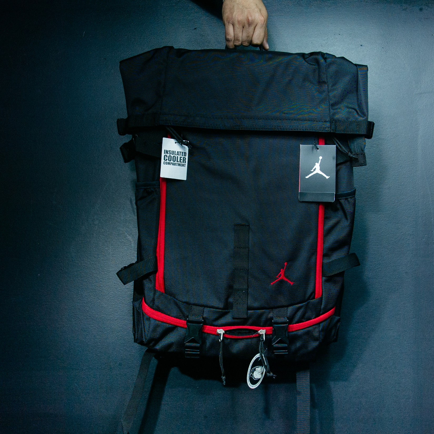 Jordan Jordan Jumpman Top Loader Backpack