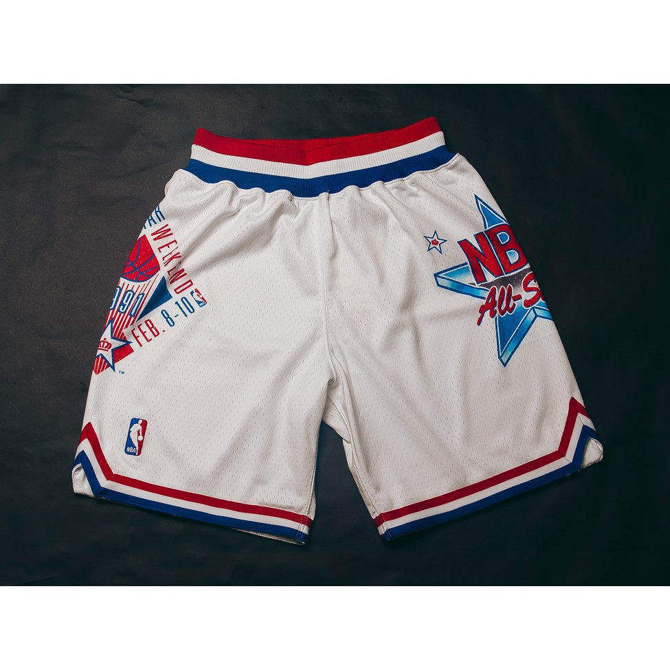 NBA All Star 91 Authentic Short
