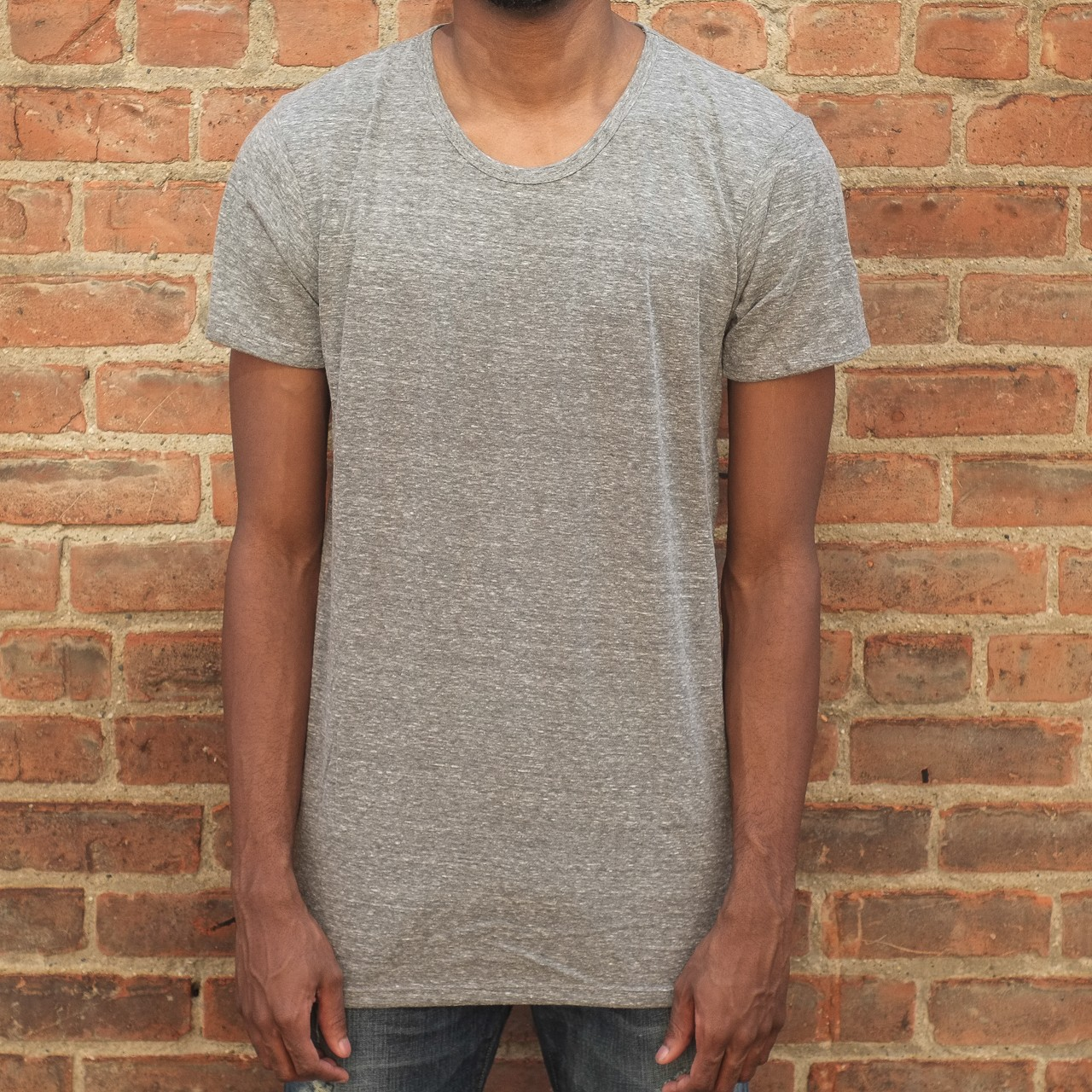 EPTM Square Bottom (TriBlend Heather Grey)