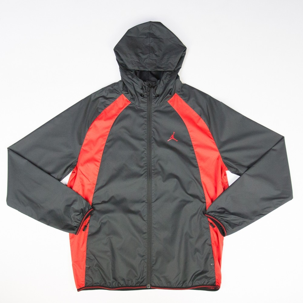 Jordan Wings Windbreaker (Blk/Red)