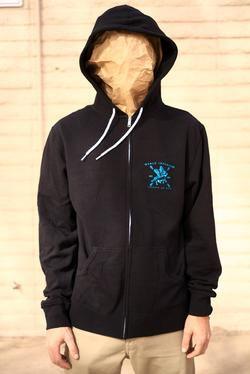World Infamous Zip Hood (Black)