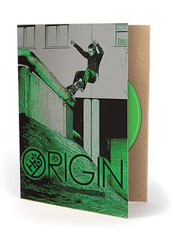 Origin DVD