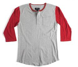 Detroit Knit (Heather Grey/Red)