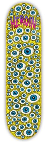 Eyes Deck (Yellow)