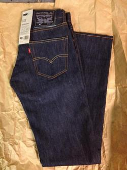 511-Team Edition Jean (Rigid Indigo)