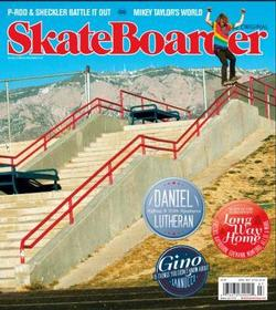 Skateboarder Magazine (June/July 2012)