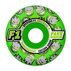 F1 Parkburners Wheels (Neon Green)