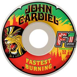 F1 Parkburner Cardiel Fastburning Wheel