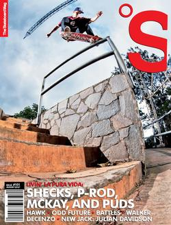 The Skateboard Mag (August 2012)