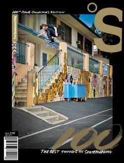 The Skateboard Mag (July 2012)