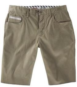 Covina Short (Taupe Bedford)