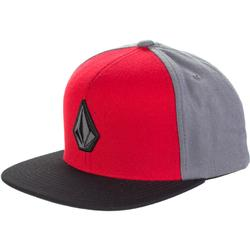 El Stone Adjustable Hat (Blood Red)