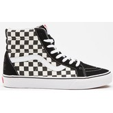 SK8-HI Reissue ((Bones Brigade) Black/White/Checkerboard)
