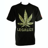 Legalize Tee (Black)