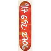 Call Me Deck (Orange)