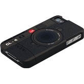 Camera iPhone 4 Case (Black)
