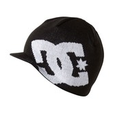 Big Star Visor Beanie (Black)