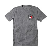 Nautical Tee (Heather Grey)