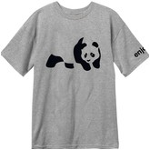 Panda S/S Tee (Athletic Heather)