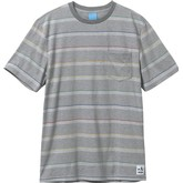 Reading Rainbow S/S Knit (Heather Grey)