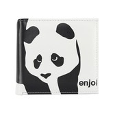 Panda Wallet (White/Black)