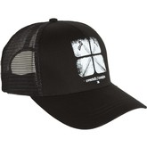 Trife Trucker Cap (Floyd Black)