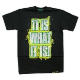 It Is What It Is Tee (Black)